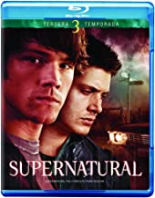 Supernatural, Temporada 3 [Blu-ray]