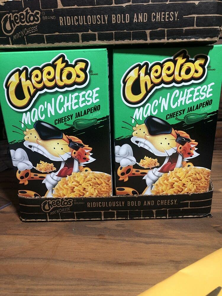X2 Pack Mac 'n Cheese Max 44% OFF Cheesy Jalapeño New Oz Max 43% OFF Fas 5.9 Flavor
