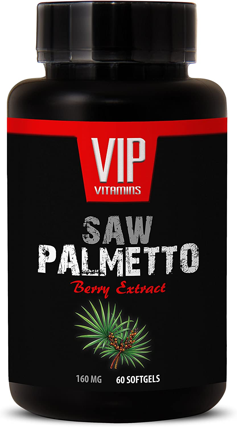 Prostate Max 56% OFF Supplements - Saw Palmetto P Berry 160 MG Extract All items free shipping