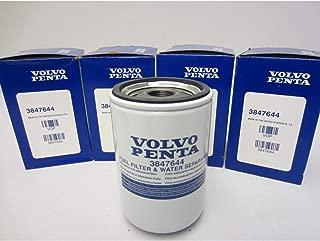 OEM Volvo Penta Marine Engine Fuel Filter /& Water Separator 3847644