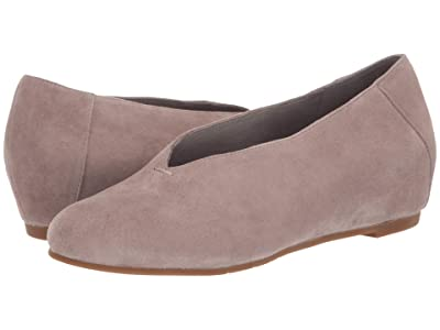 Eileen Fisher Patch (Taupe Suede) Women