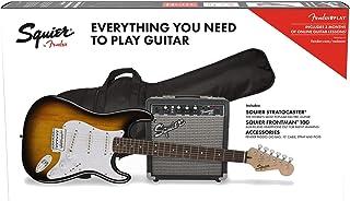 Fender 0371823632 Squier PK Strat BSB GB 10G 230V EU