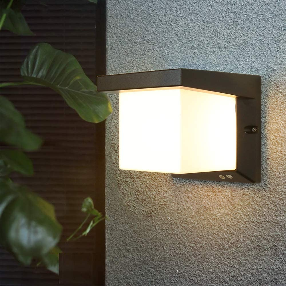 Sale item 55% OFF Outdoor Wall Patio Lights Led Lighting Waterproof F Sconces