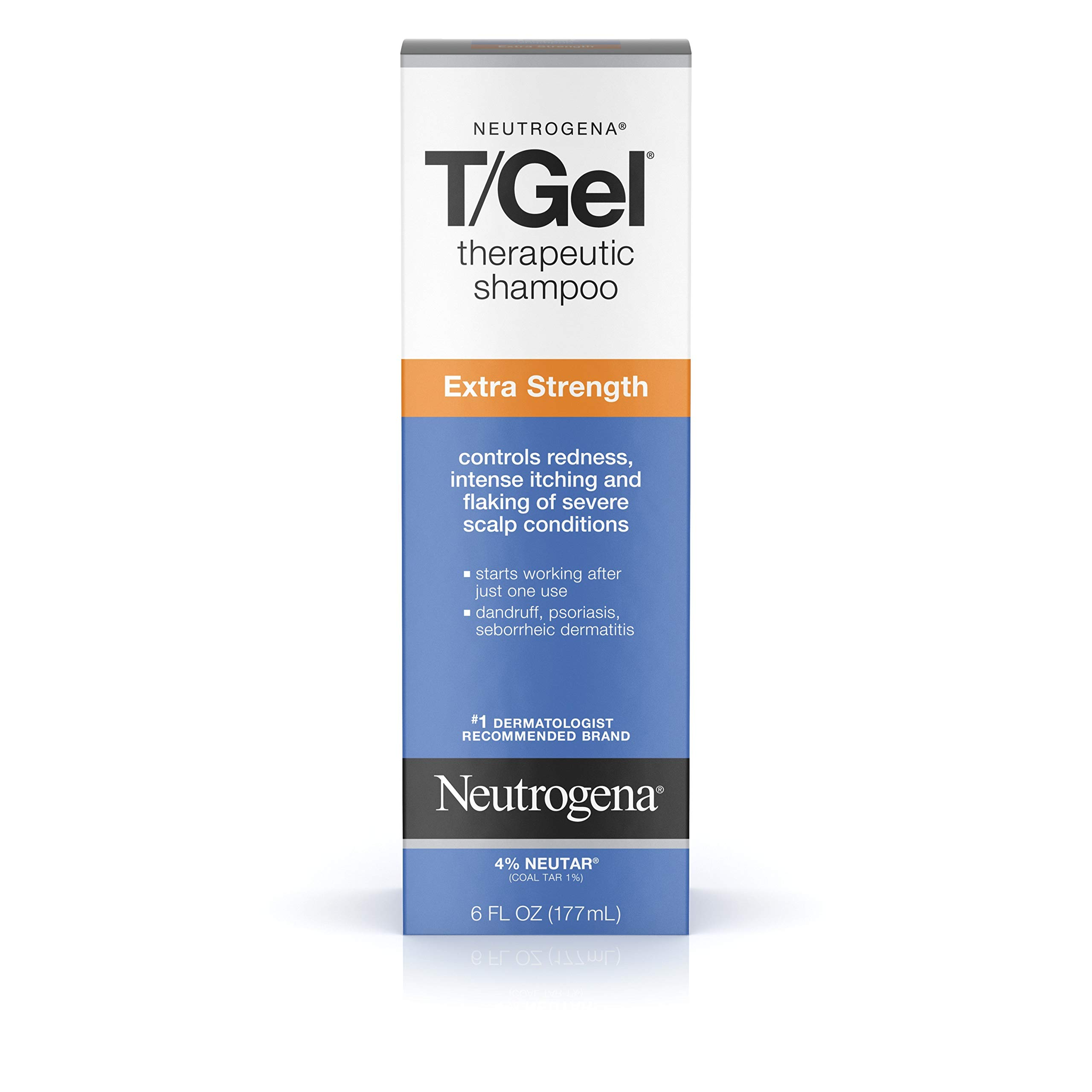 Neutrogena Therapeutic Anti Dandruff Long Lasting Seborrheic