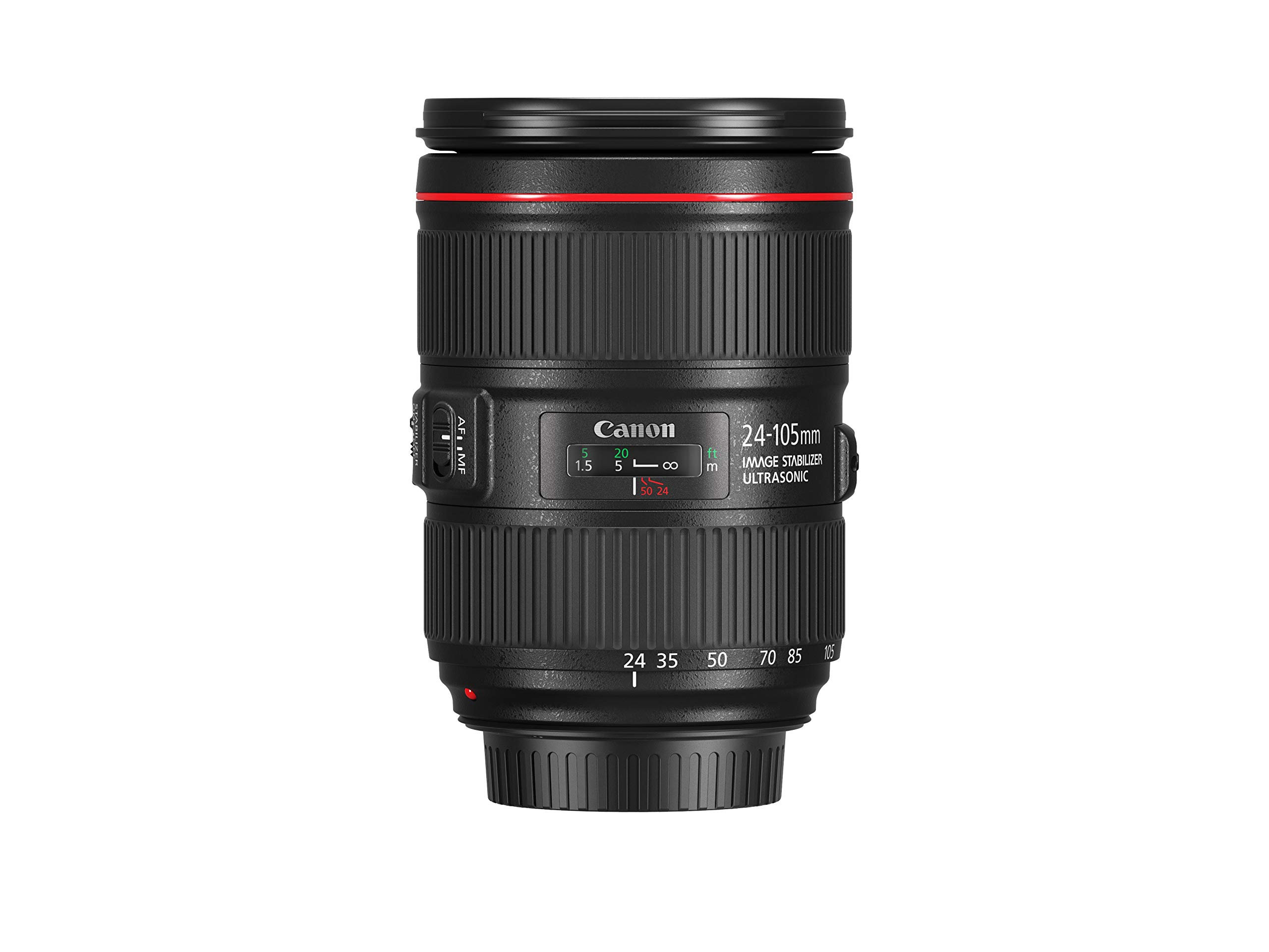 Canon ZOOM LENS EF24 105mm F4L