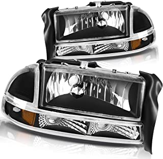 Best dodge dakota headlight assembly Reviews