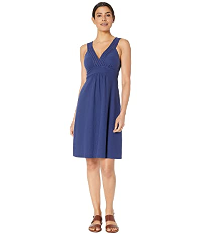 Tommy Bahama Arden Sleeveless Short Sundress (Island Navy) Women