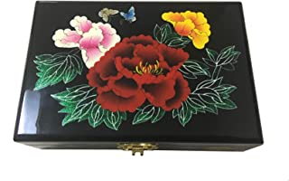 Best chinese black lacquer box Reviews
