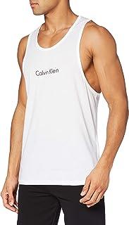 Calvin Klein White T-Shirt Uomo