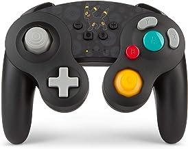 PowerA Pokemon Enhanced Wireless GameCube Style Controller for Nintendo Switch – Umbreon