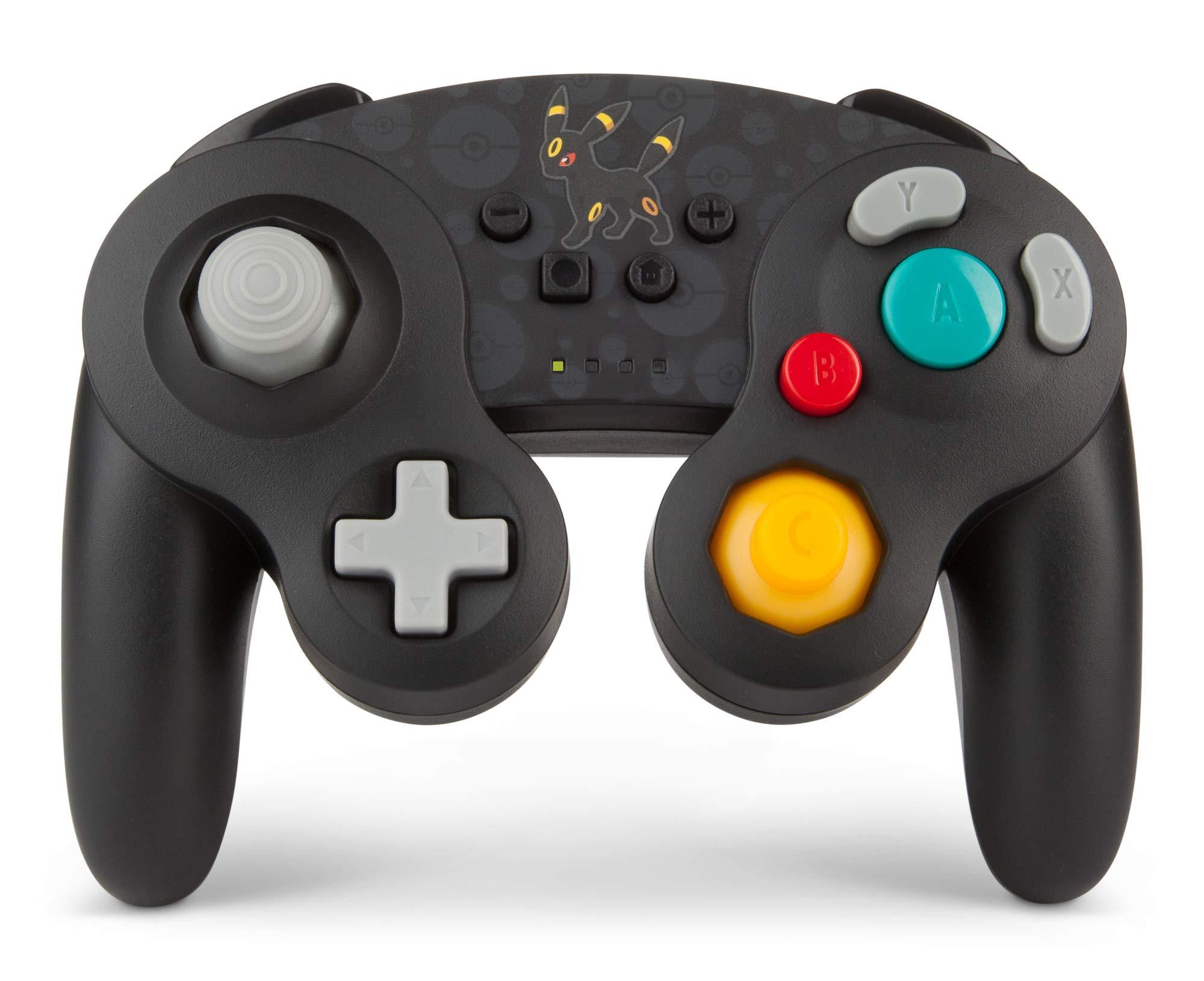 PowerA - Controlador inalámbrico mejorado (Nintendo Switch / GameCube, Espeon): Amazon.es: Videojuegos