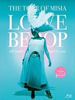 THE TOUR OF MISIA LOVE BEBOP all roads lead to you in YOKOHAMA ARENA Final(通常盤) [DVD]