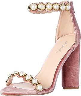 Qupid Women's LYRA-30 Heeled Sandal