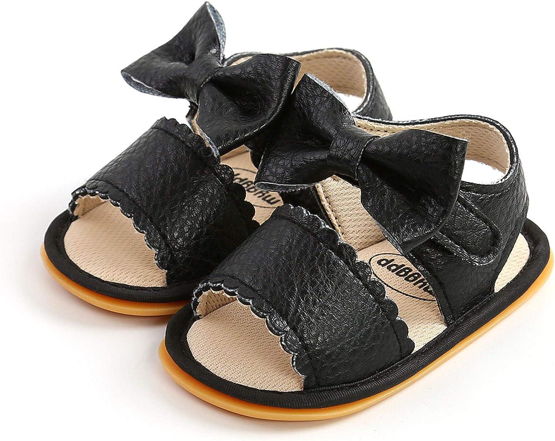 Baby Girls Sandals Soft Sole Summer Max 87% OFF Beach latest Girl Firs Toddler Flat