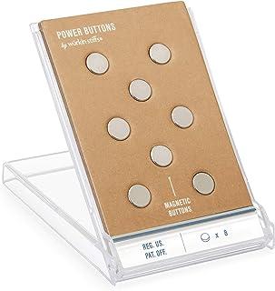 دکمه های قدرت مغناطیسی Wurkin Stiffs 8 - یقه می ماند