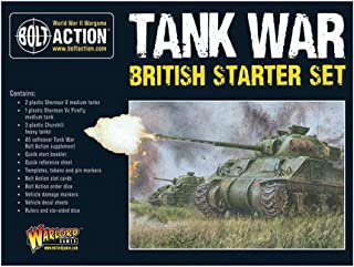 Bolt Action: Tank War British Starter Set