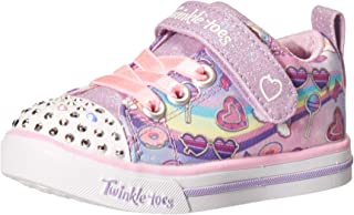 Unisex-Child Lighted Twinkle Toes Sneaker
