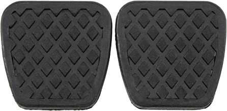 clutch and brake pedal covers