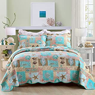 Best beach themed quilt cover sets Reviews