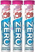 Laxzo High5 Five Zero Hydration Electrolyte 3 Tube X 60 Tablets Pink Grapefruit Estimated Price : £ 22,99
