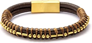 Best Bitches Morse Code Leather Bracelets for Women Funny...