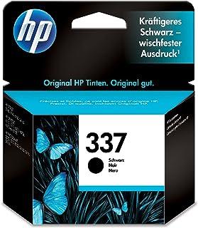 HP C9364EE 337 Black Original Ink Cartridge, Single Pack