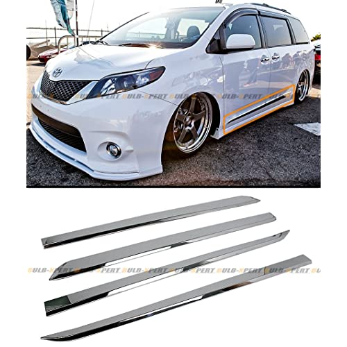 Bumper Only Clear Bra for Toyota Sienna Se 2011-2016