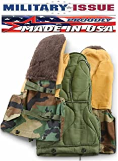 NEW Military Issue Woodland Camo Arctic Mittens Extreme Cold Weather Gloves Top Selling Item