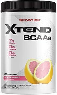 XTEND Original – Suplemento de BCAA en polvo – Limonada rosa | Aminoácidos..