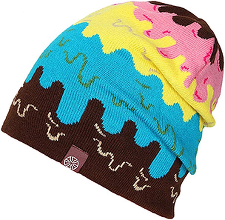 cf5081f1d62461 MEIZOKEN Man Skiing Hats Hats Hats Warm Winter Knitting Skating Skull Cap  Hat Beanies Turtleneck Caps Ski Cap Snowboard 4be40b