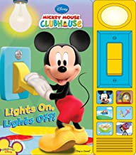 Mickey Mouse Clubhouse - Lights On, Lights Off! - Play-a-Sound - PI Kids (Mickey Mouse Clubhouse: Play-a-sound)