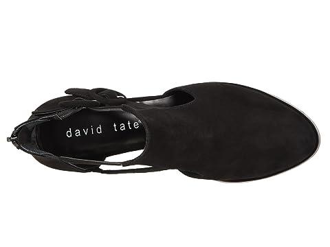 Calfblack David Nouveaux Noir prix plus Daim bas Souple Tate En Exotique rvvt4x