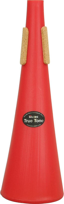 Mutec MHT214 Truetone by Straight Mute for Trombone Blue Plastic