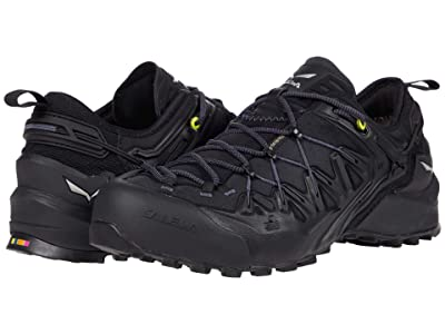 SALEWA Wildfire Edge GTX (Black/Black) Men