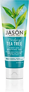 Jason Purifying Tea Tree First Aid Soothing Gel, 4 Ounce