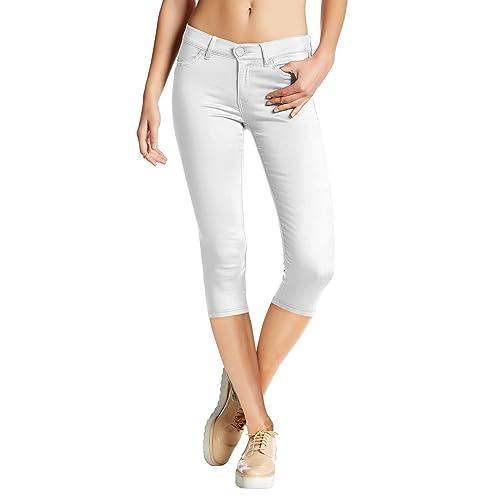 3a5fb5e8648f0 HyBrid & Company Womens Hyper Ultra Stretch Comfy Skinny Pants