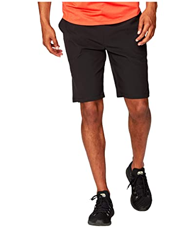 Threads 4 Thought Joss Eco Tech Stretch Walk Shorts (Jet Black) Men