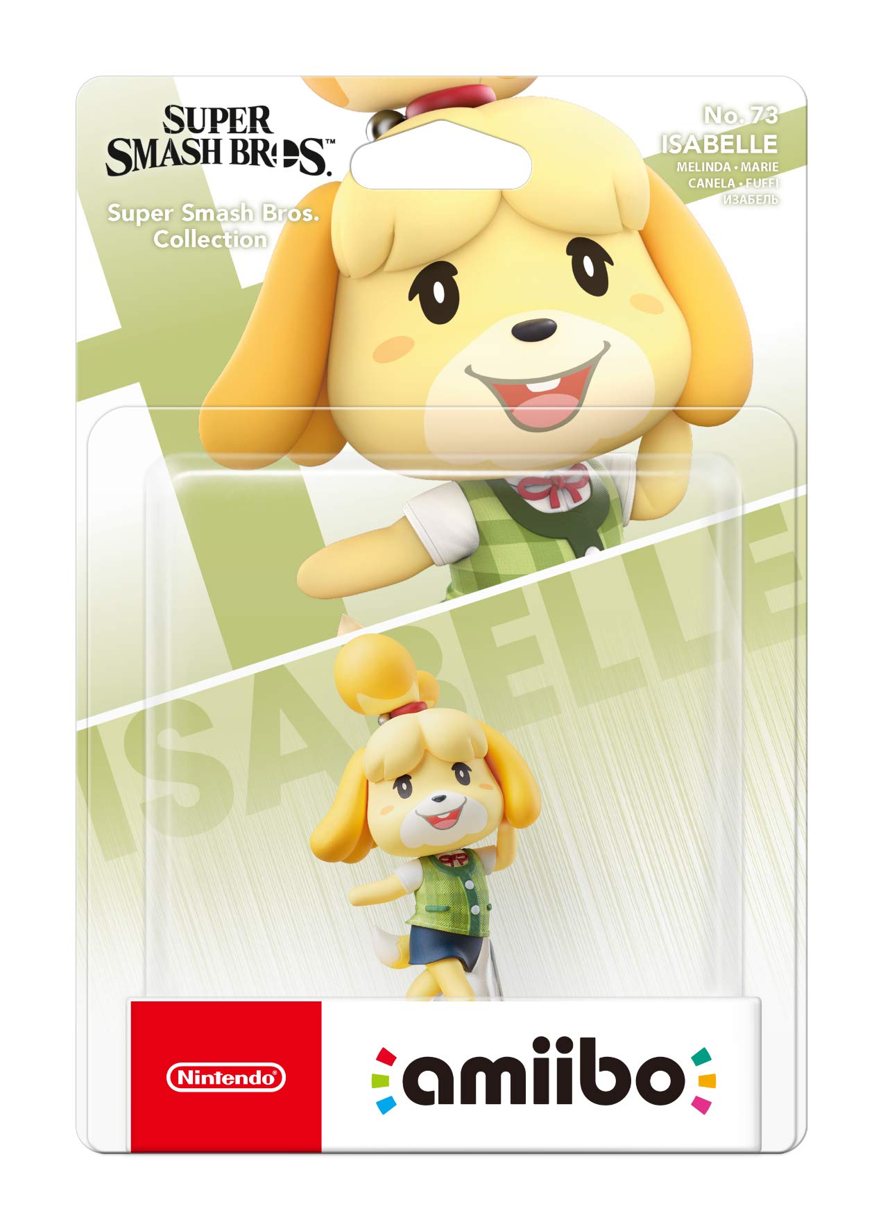 Nintendo Super Smash Bros Amiibo - Canela: Amazon.es: Videojuegos