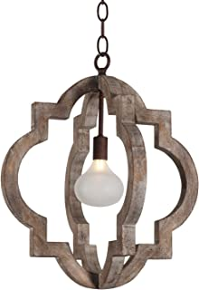 Best gold wood chandelier Reviews