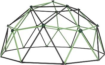 LIFETIME 90951 Geometric Dome Climber Jungle Gym, 5.5' High x 11' Wide