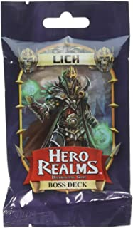 Hero Realms Expansion: Lich Boss Deck