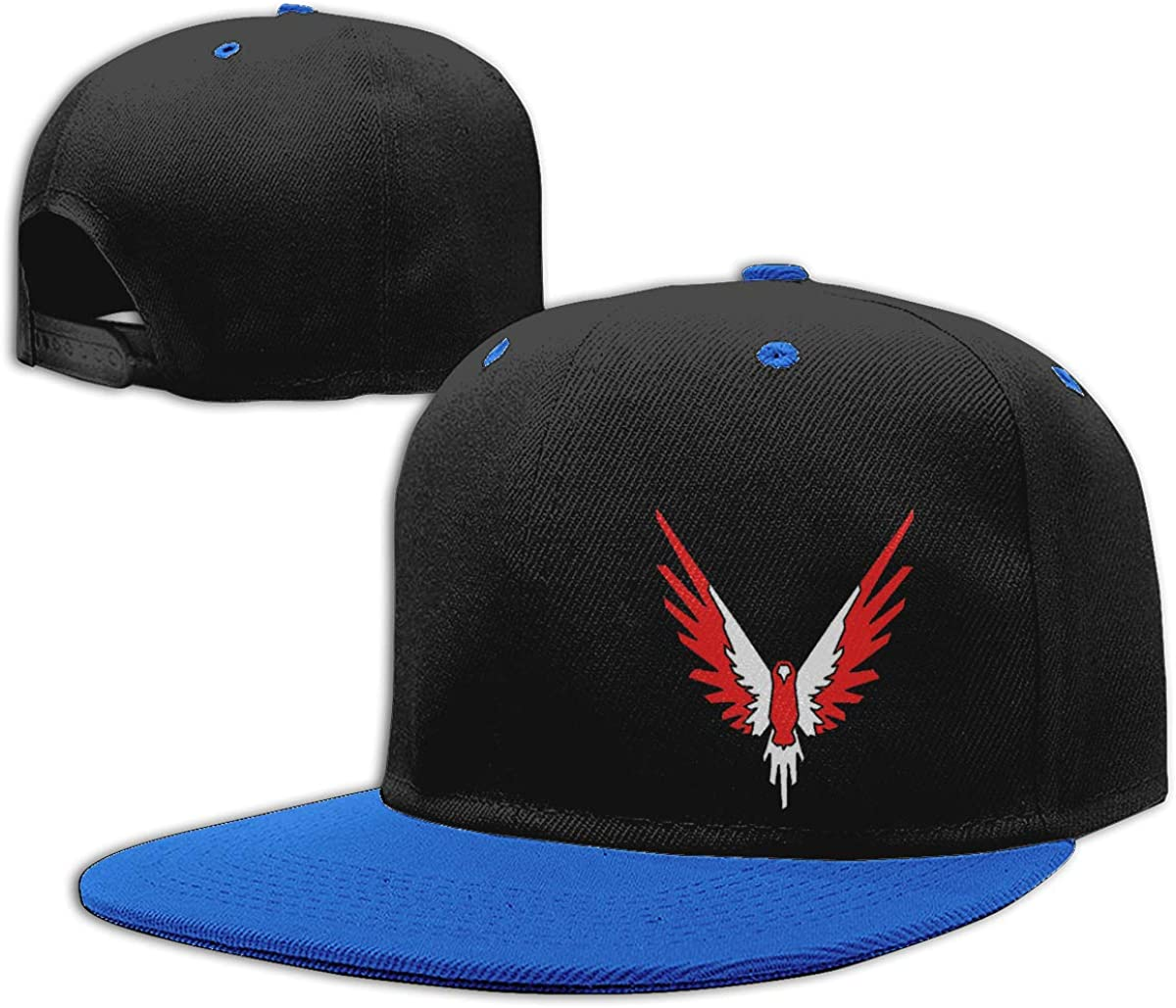 Classic American Style Maverick Bird Gold Logan Paul 3 Adjustable Baseball Cap