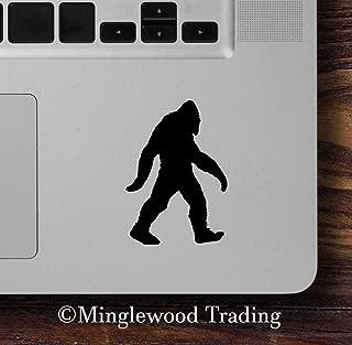 Minglewood Trading - Silver - Set of Four (4) Bigfoot 2.5