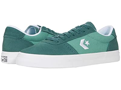 Converse Skate Boulevard Ox Suede and Canvas