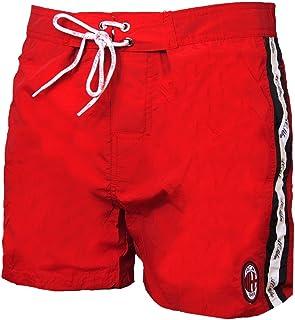 Milan Prodotto Ufficiale DIVASPORT Pantaloncino//Boxer Costume da Bagno Bambino A.C
