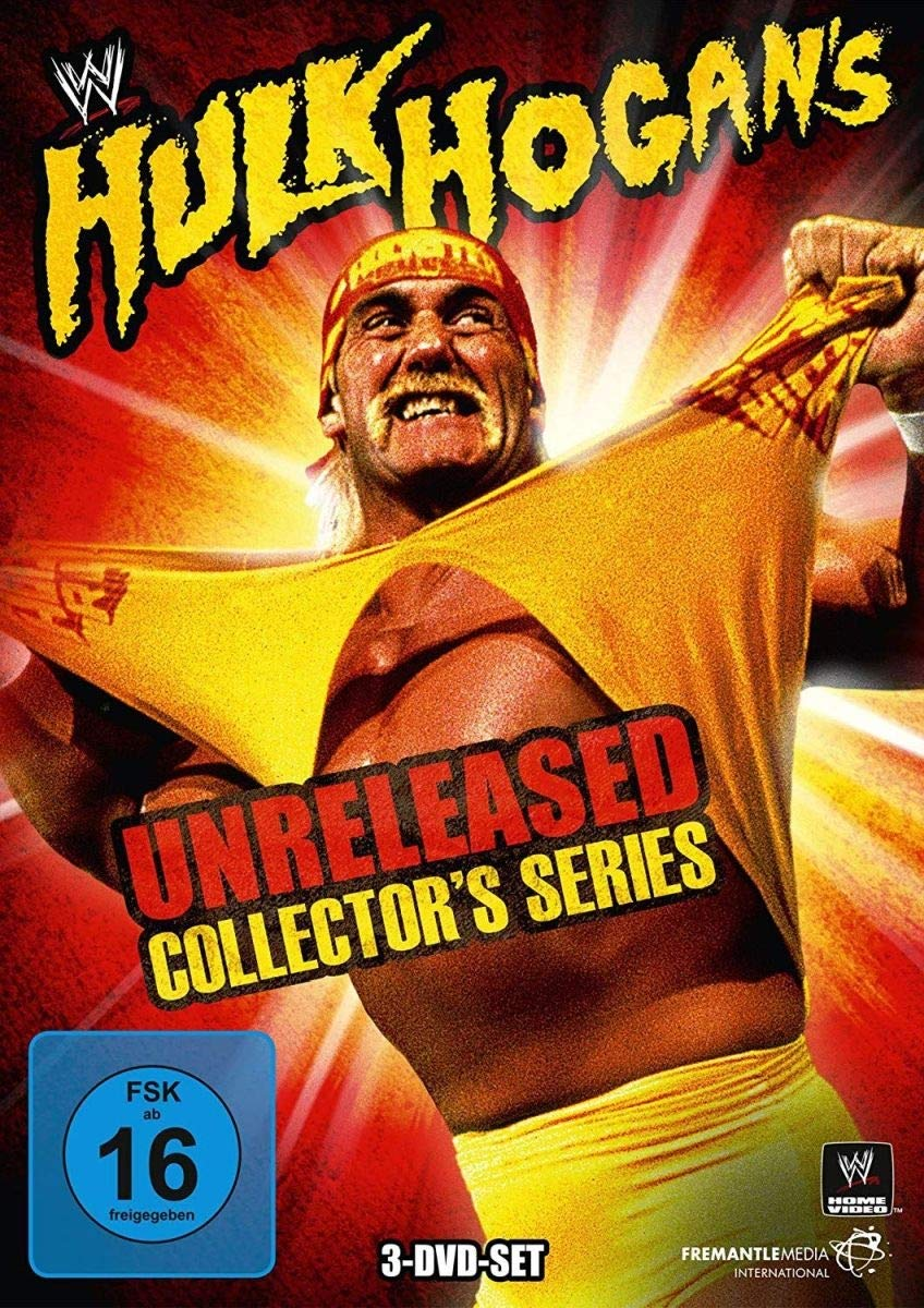 Amazon.com: Hulk Hogan Unreleased Collector's Series [Import ...