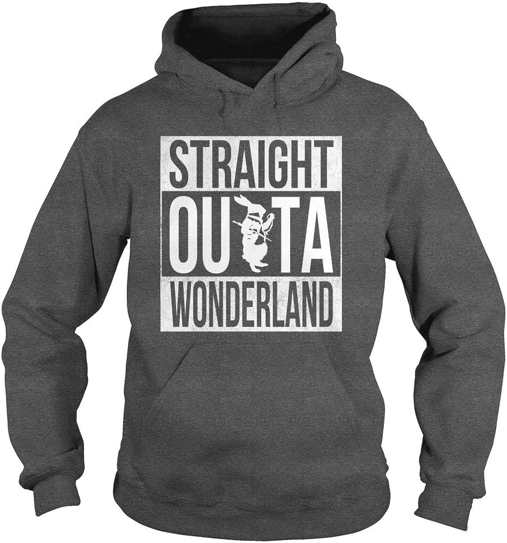 Allteeforyou Straight Outta Wonderland TShirt