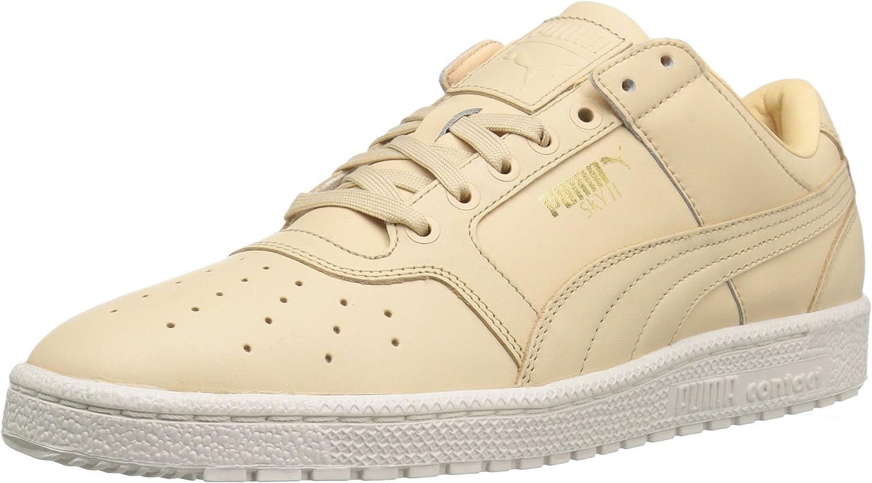 Puma Men's Sky II Lo Natural Basketball shoes