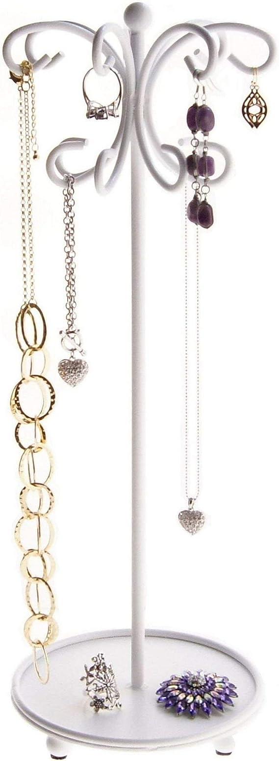 Storage & Organization Jewelry Boxes & Organizers White Hanging ...
