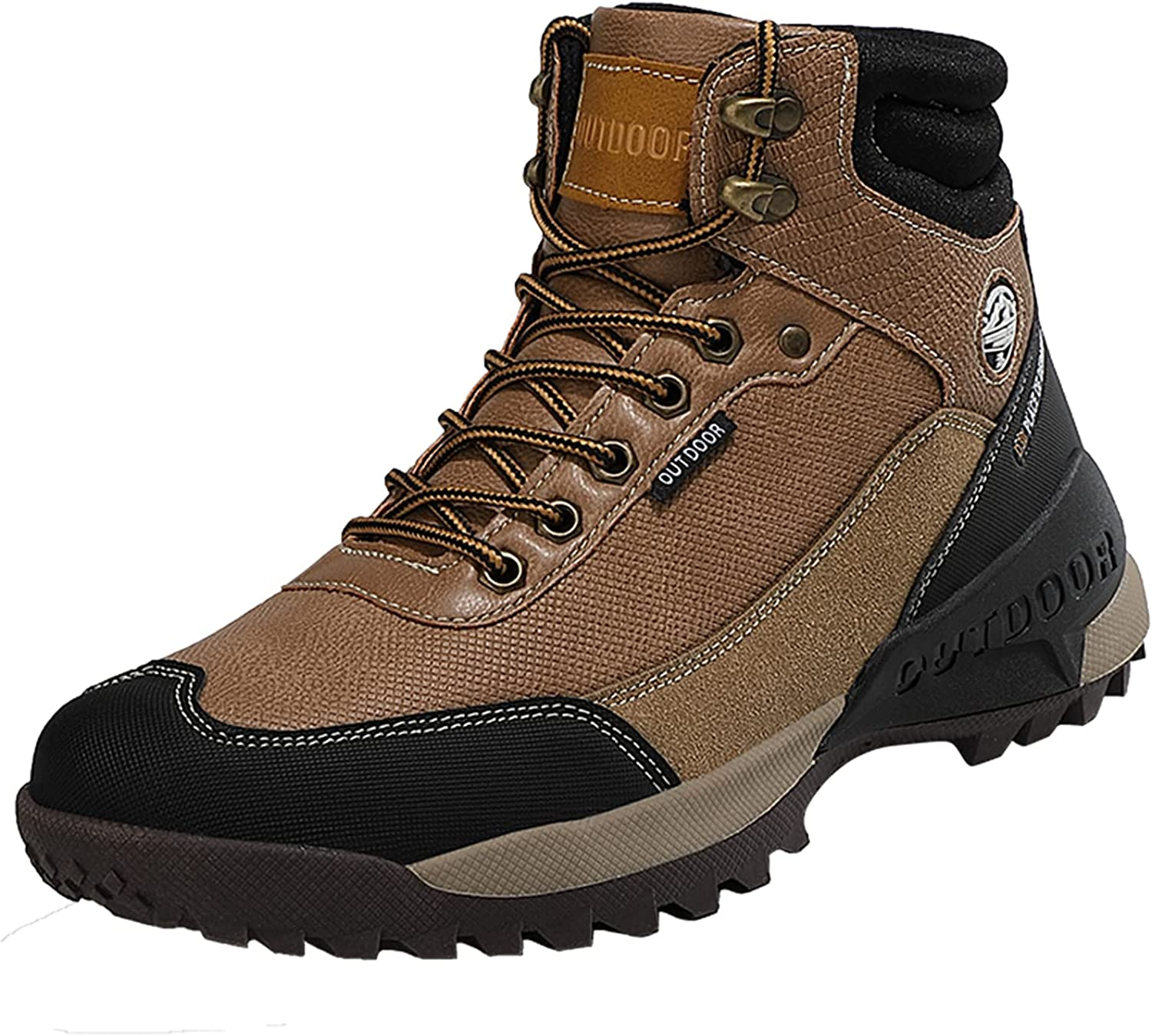 Hiking National products Max 47% OFF Boots Men lightweight Ank Outdoor Waterproof